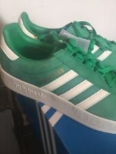 Adidas Trimm Trab UK 11 Rivalry Pack green white BNIB