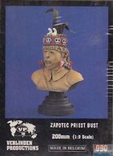 VERLINDEN 990 - ZAPOTEC PRIEST BUST - 200mm RESIN KIT NUOVO