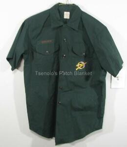 Explorer / Venture Vintage Uniform Shirt Size Adult Medum SS FREE SHIPPING 058