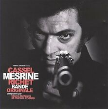 VARIOUS ARTISTS - MESRINE [BANDE ORIGINALE] NEW CD