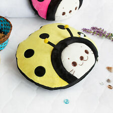 [Sirotan - Ladybug Yellow] Blanket Pillow Cushion / Travel Pillow Blanket (39.4