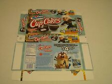 Hostess (Interstate Brands) Cup Cakes Monsters vs Aliens Empty Collectible Box