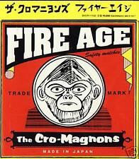 The Cro-magnons - Fire Age - Japan CD - NEW J-POP