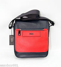HUGO BOSS BLACK LABEL MYELIN MESSENGER SHOULDER BAG SATCHEL BRAND NEW