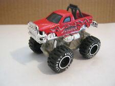 Monster Crusher, unknown maker, springed suspension, broken , fair cond(EB11-6)