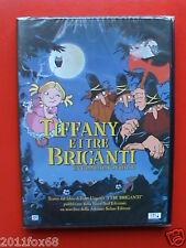 Tiffany e i tre Briganti i 3 briganti Film Animazione 70 Min Germania 2007 DVD