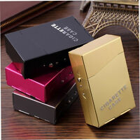 Elektronisches Zigarettenetui Box Zigarettenbox für 20 Zigaretten Random PD