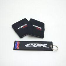 Brake Reservoir Sock Fluid Tank Cup Sleeve CBR Racing Honda Motorcycle Universal