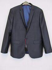 Ventuno 21 NWT jacket RRP £179 dark blue shimmer finish prom wedding formal 40S