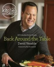 "Back Around the Table: An ""In the Kitchen with David"" Cookbook from QVC's Reside"