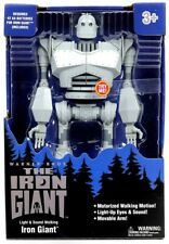 The Iron Giant Light & Sound Walking 14-Inch Figure Exclusive New