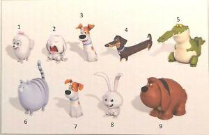 Secret Of Life Pets Figuren Sammelfiguren auch in Gold und Silber Auswahl NEU