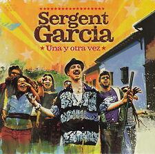Sergent Garcia CD Una Y Otra Vez - Promo - Germany (M/M)
