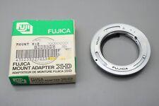 Fujica Mount Adapter X-D Universal Screw Mount M42 lens to AX-5/3/1/STX-1++MINTy