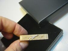 More details for  stunning extremely rare-lyndon b johnson tie pin-1964-1/10-10k investment super