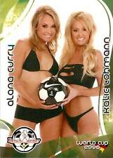 Katie Lohmann H79 2006 Bench Warmer World Cup High Number Short Print SP Curry