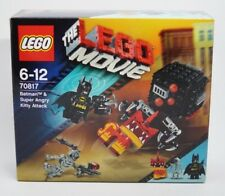 Lego Set 70817 The Lego Movie Batman & Super Angry Kitty Attack (6-12) NEW