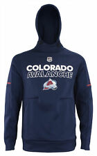 Adidas NHL Men's Colorado Avalanche 2017 Authentic Pro Hooded Sweatshirt