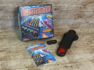 MASTERMIND CODE CRACKING BOARD GAME FOR UP TO 5 PLAYERS VGC