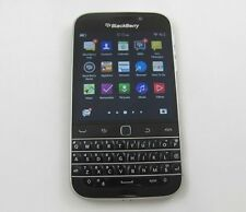 Blackberry Classic AT&T Cell Phone QWERTY w/Travel Chrger GOOD