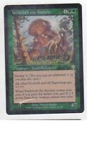 MTG FOIL INVASION VERDELOTH THE ANCIENT NM MAGIC THE GATHERING RARE GREEN CARD