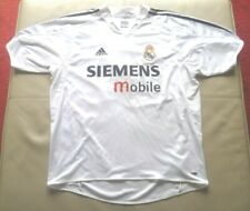 Real Madrid 2004/05 - Home 'Raul' Shirt (Pre-Owned) L.