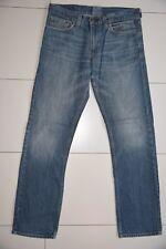 Levis Jeans 514 - blau - gerade - W31/L32 - Zustand: sehr gut - 151117-179