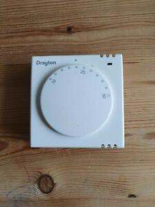 Drayton RTS1 230V Mechanical Room Thermostat
