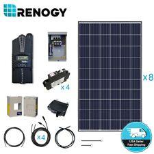Renogy 2100 Watt Solar Panel Cabin Kit 2000W 24V Off Grid System w/ MidNite Mppt