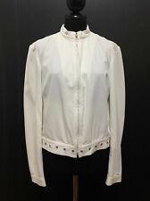 GFF GIANFRANCO FERRE Giubbotto Giacca Donna Elegance Woman Jacket Sz.S - 42
