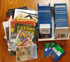 Collection of 60 Original Amiga Games, includes some manuals