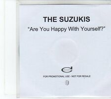 (EU361) The Suzukis, Are You Happy With Yourself? - DJ CD