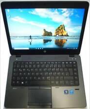 HP ZBook 14 g1, Intel Quad Core i7 2,7 GHz, 16 GB RAM, 256 gb ssd, Windows 10