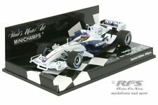 Sauber BMW C24B Jacques Villeneuve Formel 1 Test Valencia 2006  1:43 Minichamps
