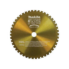 Makita A-90685 6-1/4-inch 46T Carbide-Tipped Ferrous Metal Cutting Saw Blade