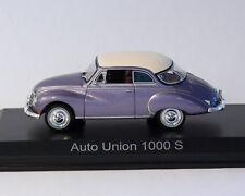 AUTO UNION 1000 S, violet métallisé, Norev 1:43