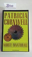 patricia cornwell morte innaturale