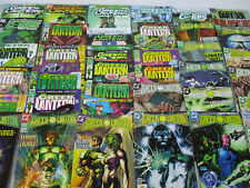 Green Lantern Superhero Big Lot Modern Comic Books High Grade