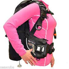 Brand NEW in the Bag TUSA SELENE WING WOMENS BCD, XSmall