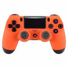 """Soft Orange"" Ps4 PRO Custom UN-MODDED Controller Exclusive Design CUH-ZCT2"