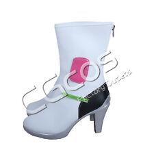 Free Shipping Cosplay Shoes D.VA DVA Hana Song Anime Shoes Halloween