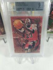 Michael Jordan 1996-97 Fleer Ultra Scoring Kings BGS 9 Mint Very Rare GOAT HOF