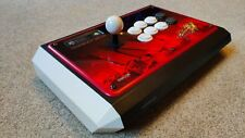 Street Fighter IV Arcade Fight Stick Tournament Edition Xbox 360 Sanwa Parts VG