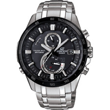 Casio EDIFICE EQW-A1400DB-1A Solar Radio Controlled Chrono