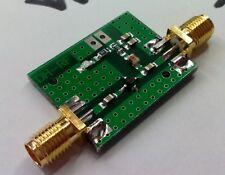 0.1- 2000MHz RF Broadband Amplifier Low Noise LNA Gain 30dB