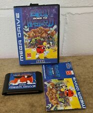 Spot Goes to Hollywood Sega Mega Drive