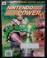 Nintendo Power Magazine Volume 96 Doom 64 May 1997 with Poster