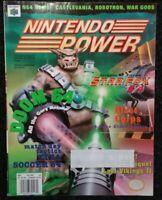 Nintendo Power Magazine Volume 96 Doom 64 May 1997 with Poster