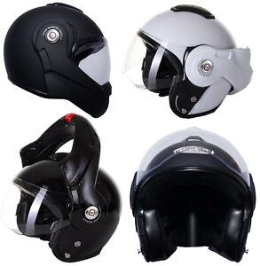 Viper RS-202 Reverse Flip Front Flip Over Modular Motorcycle Touring Helmet