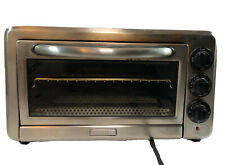 KitchenAid KC010050B ½ Cubic Foot Countertop Toaster/Broil/Bake Convection Oven